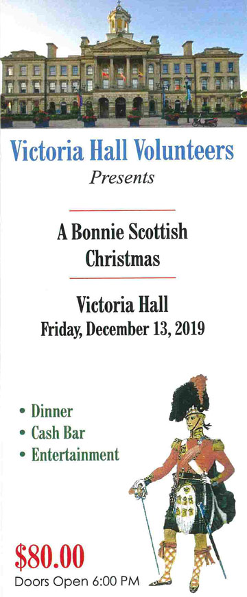 Bonnie Scottish Christmas